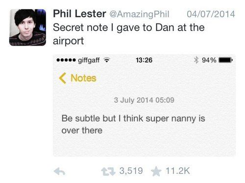 dan tweets about phil - Google Search