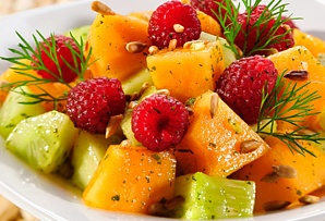 Sałatka letnia/ Summer salad, www.winiary.pl