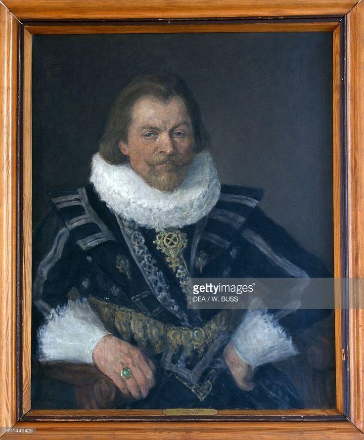 Portrait of Filip Juliusz (1584-1625), Duke of Pomerania, Castle of the Pomeranian Dukes, Szczecin, West Pomeranian Voivodeship. Poland, 14th-18th century.