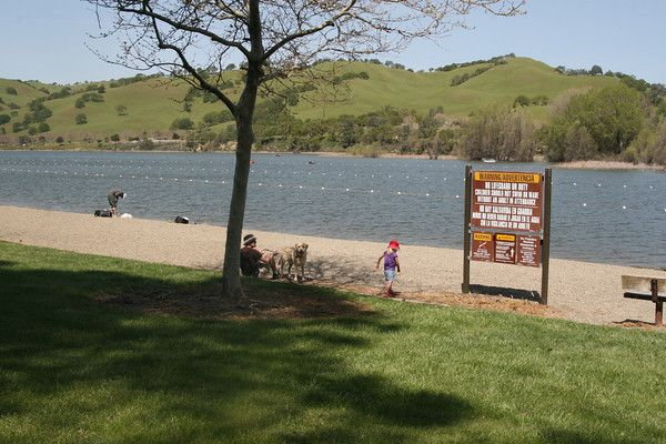 Del Valle Regional Park, Livermore, California