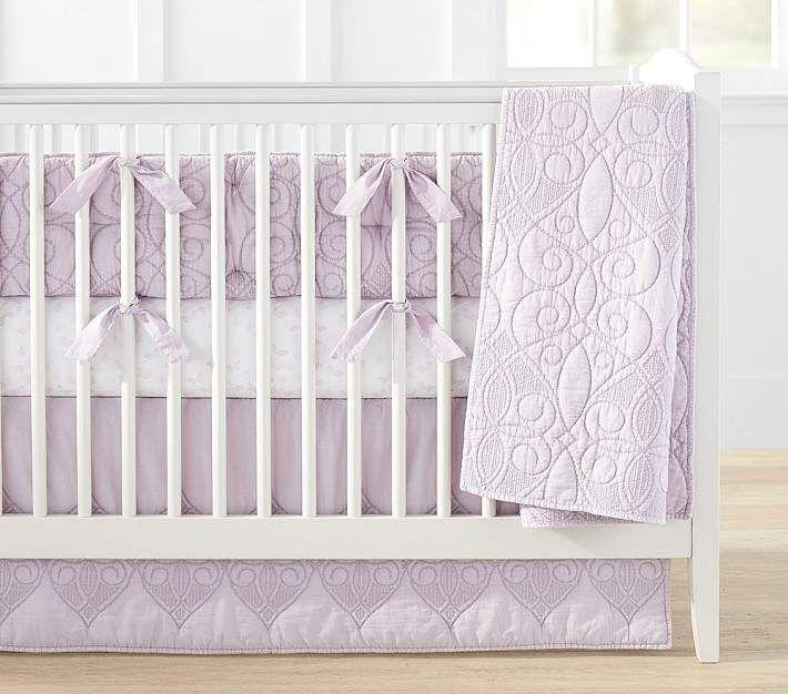 Nursery Quilt Bedding Set Quilt Crib Fitted Sheet Amp Crib