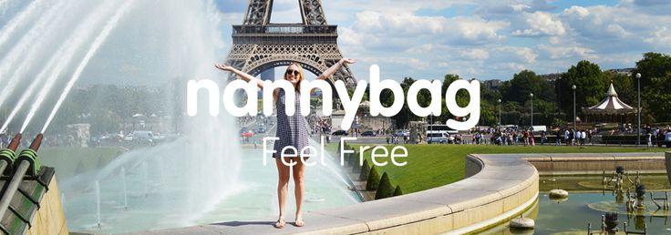 NannyBag – Consignes à bagages à Paris et partout en France – Visitez léger