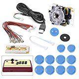 #5: XCSOURCE Cero retardo del juego de arcada USB codificador PC Joystick Kit de bricolaje para Mame Jamma y otras PC Juegos de Lucha Azul AC489           https://www.amazon.es/XCSOURCE%C2%AE-codificador-Joystick-bricolaje-AC489/dp/B01LAUYG0I/ref=pd_zg_rss_ts_t_1642006031_5          #juegosniños #videojuegosinfantiles  #videojuegosparaniños