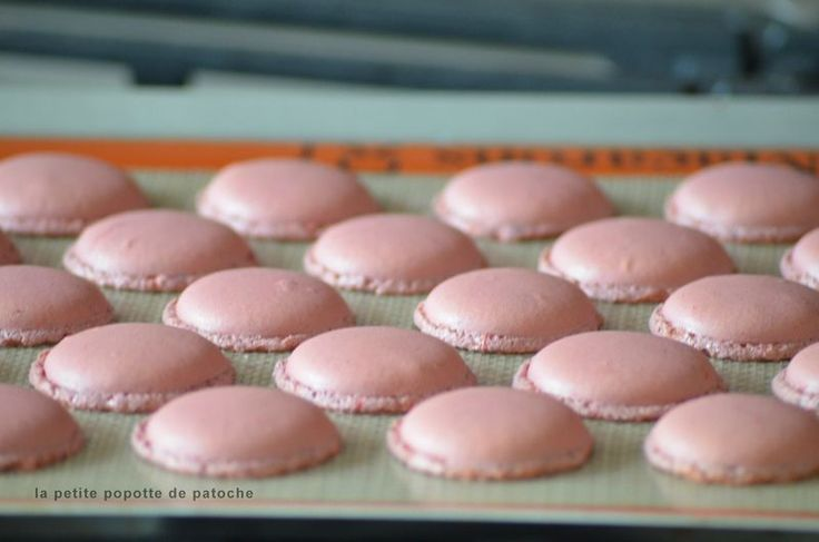 MACARONS AU THERMOMIX ++
