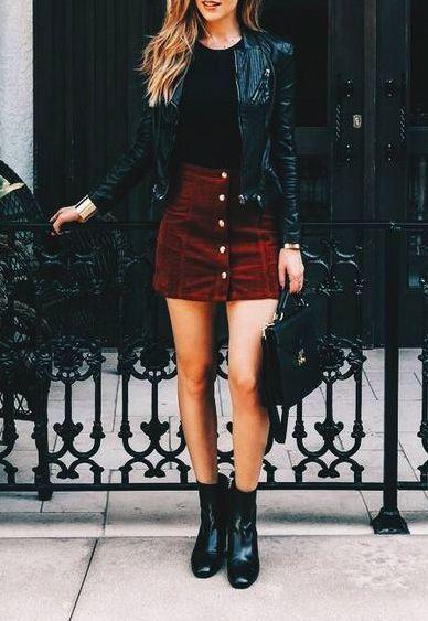 black + merlot red