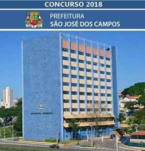 Concurso Prefeitura De Sao Jose Dos Campos 2018 Concurso