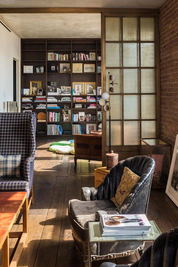 Photos: Kirsten Dunst's NYC Penthouse Hits The Market