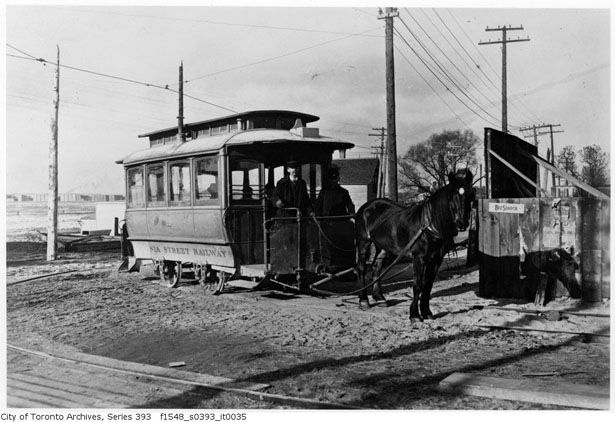 Toronto's Historic Transportation Vehicles