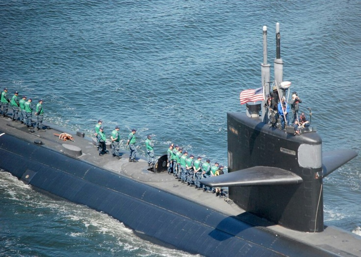 Image result for dallas class submarine