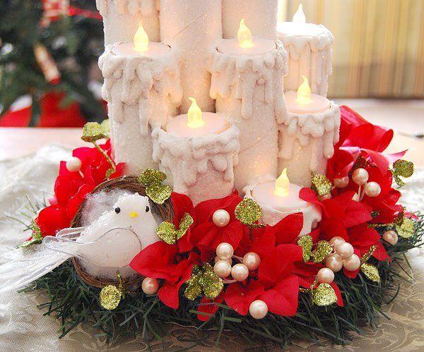 праздничные свечи,МК