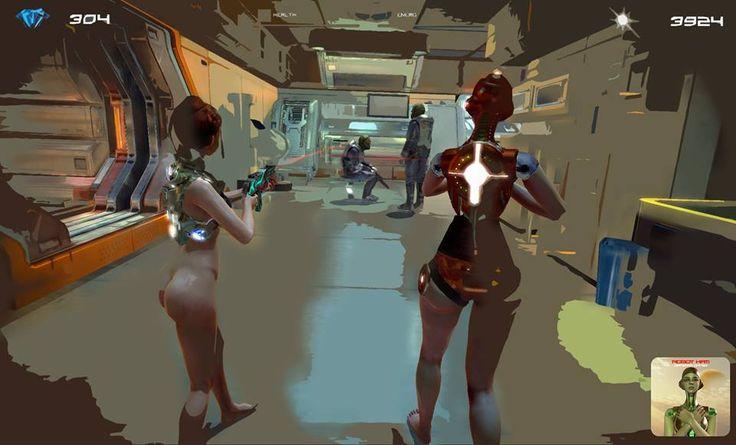 Robot Kati - Google Play Mobile Game