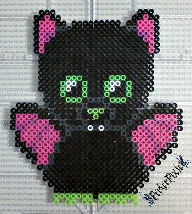 Igor the Bat Beanie Boo by PerlerPixie