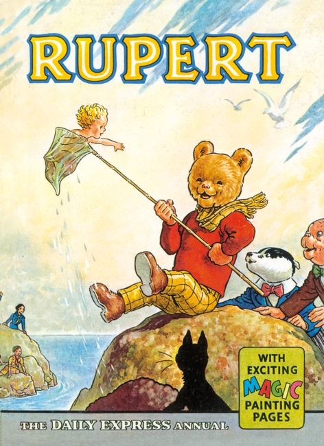 A facsimile of the 1963 Rupert Bear Annual which contains 5 adventures. This annual has been reproduced as close to the original as possible.