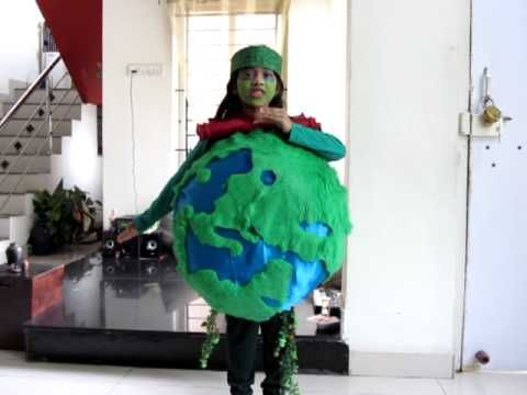 Save Earth fancy dress competion Subhika Jain.MPG - YouTube