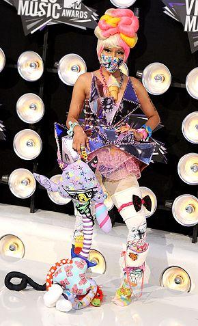 Nicki Minaj, seriously?