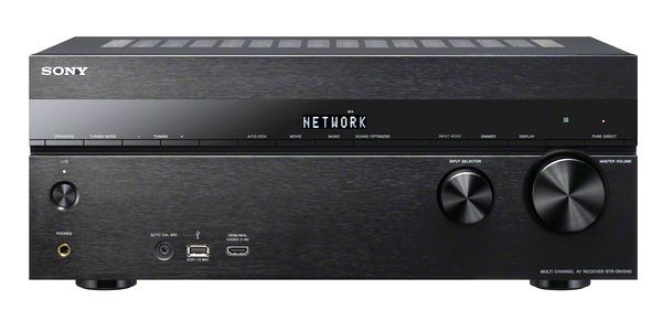 Sony STR-DN1040, l'amplificatore con network player che vince l'award 2013 di What's HiFI - Quotidiano Audio
