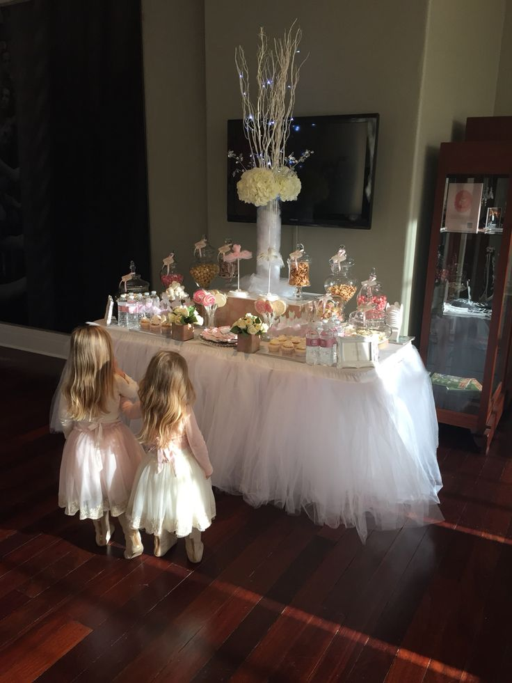 Ballerina Candy Buffet by Rose and Violet