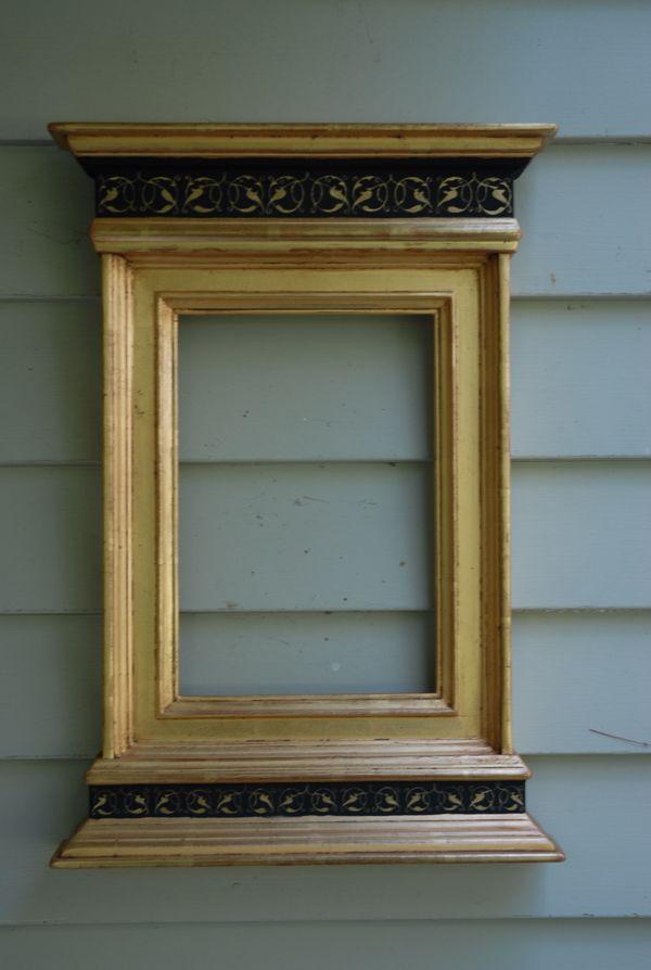 159 best Finished Corner frames images on Pinterest   Frames ...