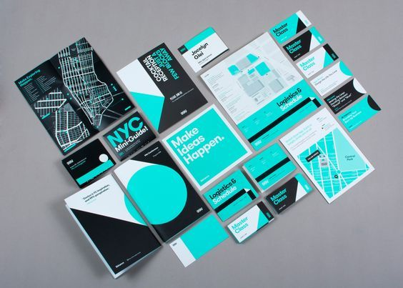 Contrasting colors can make your medical brochure stand out.