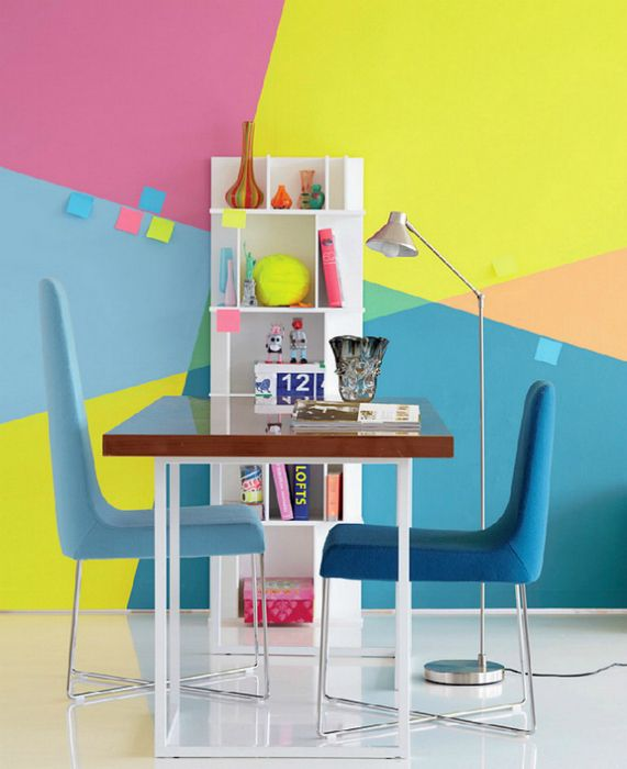 Лучшие цвета для создания уютного и жизнерадостного пространства.