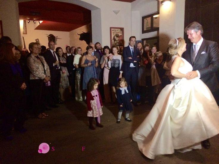 #Sevilla de #Fiesta #bodas