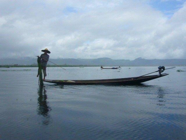 Il viaggio di Davide in Birmania