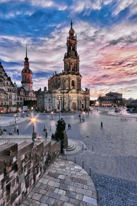 Dresden, Deutschland.