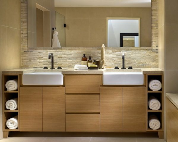 48 best images about bathroom design on pinterest for Backsplash ideas for bathroom sinks