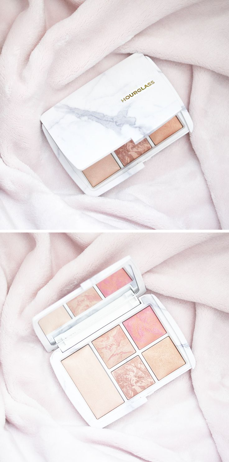 Hourglass Ambient Light Edit Palette in Surreal Light Review. A new Hourglass Cosmetics release for Holiday 2016. The perfect palette for highlighting, contouring, and bronzing. MoneyCanBuyLipstick.com
