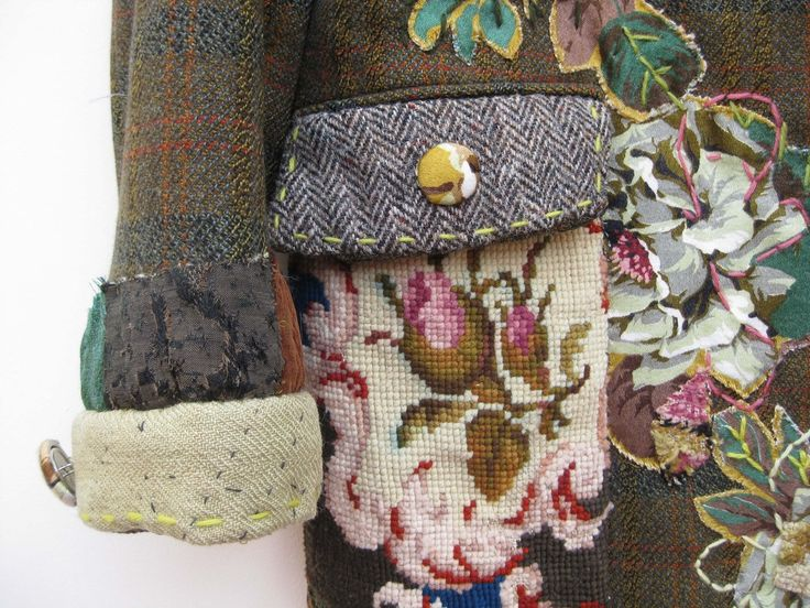 Garments - Mandy Pattullo  http://www.mandypattullo.co.uk/-garments.html#
