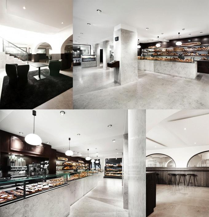 boulangeries patisseries design d co magasin pinterest boulangerie patisserie boulangerie. Black Bedroom Furniture Sets. Home Design Ideas
