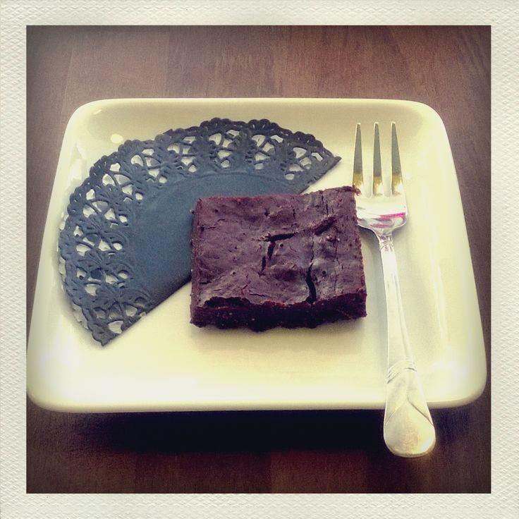 Jauhoton suklaakakku. (gluteeniton) Leipomo Lisää, kiitos!