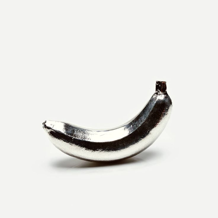 Creel and Gow — Silvered Banana — THE LINE
