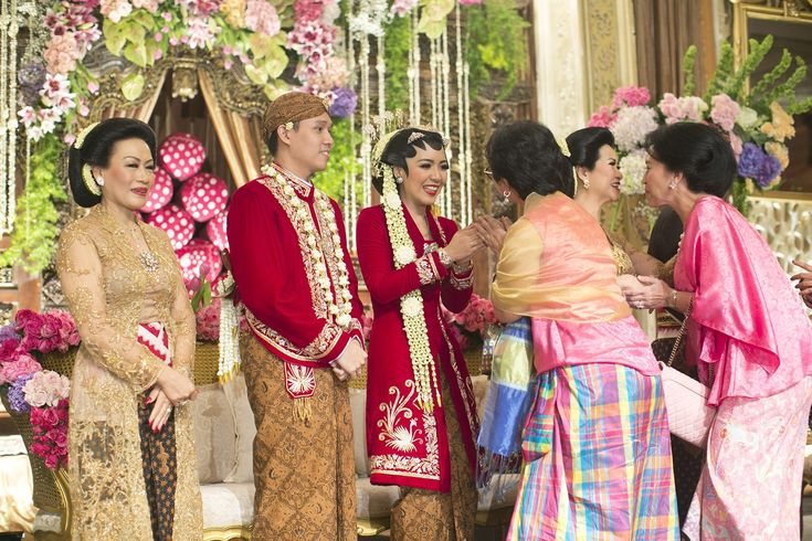 Pernikahan Adat Sunda Bertema Classic White The Wedding