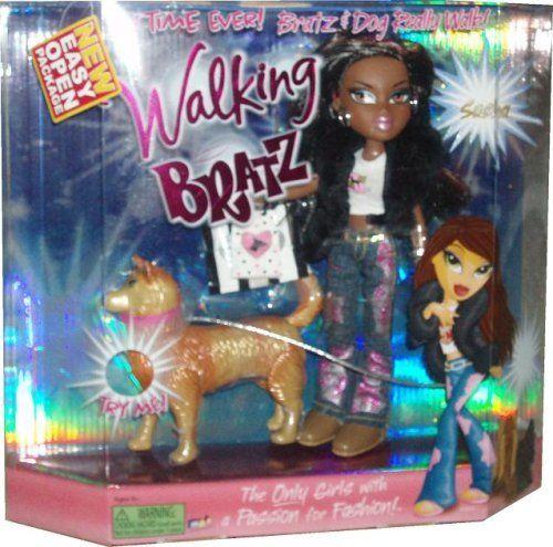 Bratz Special Feature Walking Doll Sasha By Mga 28 00