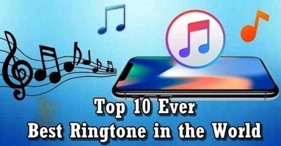 Best Ringtone In The World Download Top Free Ringtones Best Ringtones Message Ringtone Music Ringtones