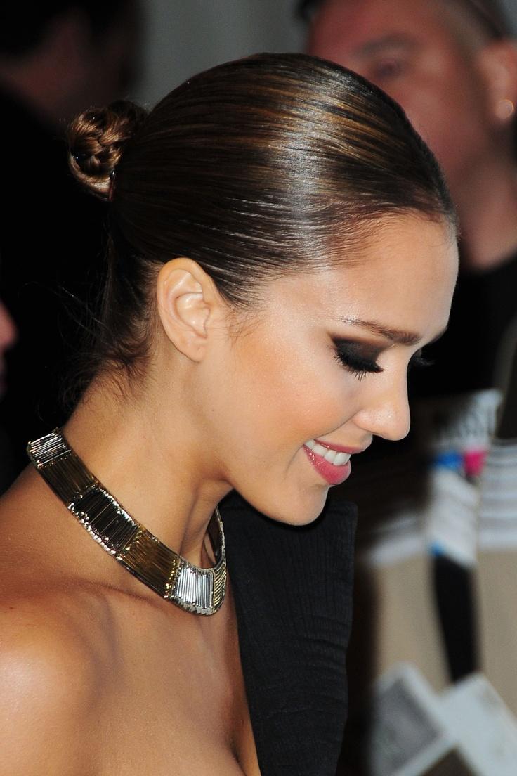 Jessica Alba - Love this Jessica Alba's Makeup