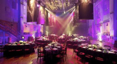 The best Christmas party venues in London! Abbey Road Studios and more
