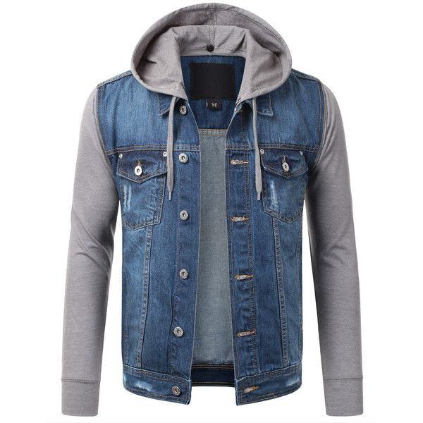 Best 25  Jean jacket hoodie ideas on Pinterest | Cute jackets ...