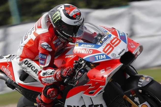Jorge Lorenzo, Ducati, MotoGP