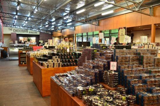 Margaret River Region, #Australia: different variety of chocolates! I've been to Margaret River!