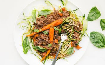 A Family Fave...Slow Cooked Beef Ragu Recipe
