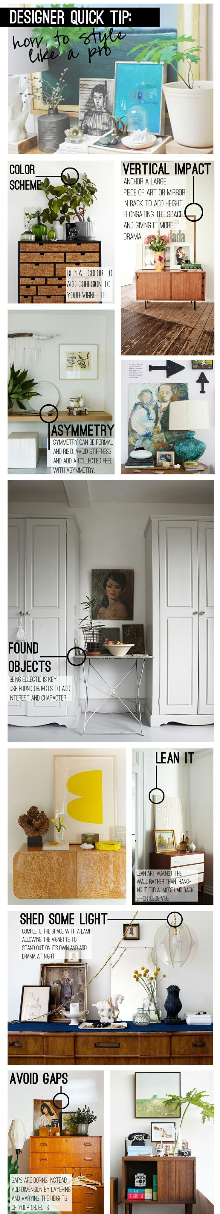 ++ Designer Quick Tip ++ (Amber Interiors)