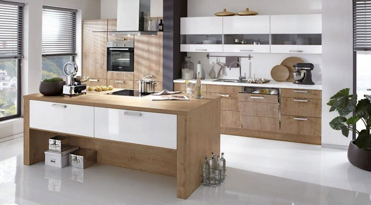 202 Best Küche Images On Pinterest Contemporary Unit Kitchens