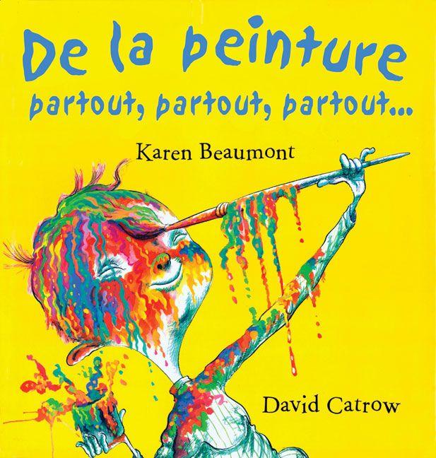 Une touche de bleu par-ci! Une éclaboussure de rouge par-là! Une trainée de vert par-ci, par-là! Un petit garçon met de la peinture partout, partout et en sera bientôt recouvert de la tête aux pieds. Après Moi, je m'aime!, voici une autre superbe réalisation signée Karen Beaumont et David Catrow. Avec son texte rythmé, parfait pour la lecture à haute voix, et ses superbes images à la fois drôles et attendrissantes, ce livre fera l'unanimité chez les enfants (et les grands) : tous adoreront!