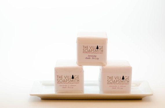 Fizzing bath cubes, bath bomb, bath fizzy, soothing bath bomb