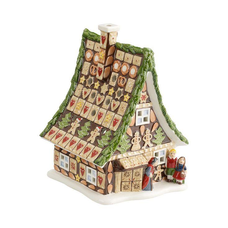 Villeroy Amp Boch Fairy Tale Gingerbread House Tealight