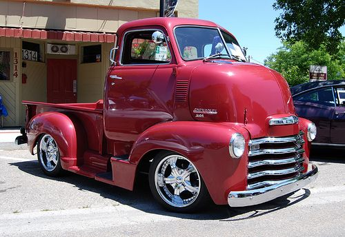 Chevrolet 3100 Truck   Nampa, Idaho   Roadsidepictures   Flickr