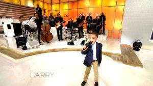 5-Year-Old Gospel Singer Steals The Show