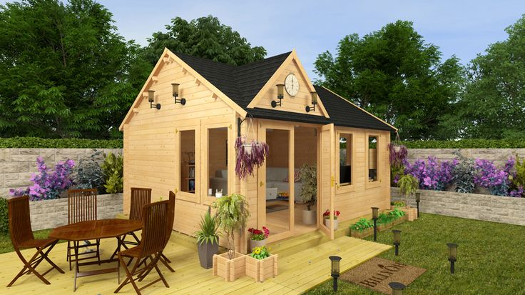 5% discount on any order placed with a value of £150 and over At Garden Buildings Direct